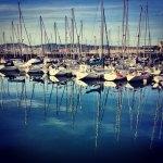 Paseando por Gijón: Del Puerto Deportivo a la playa de Poniente