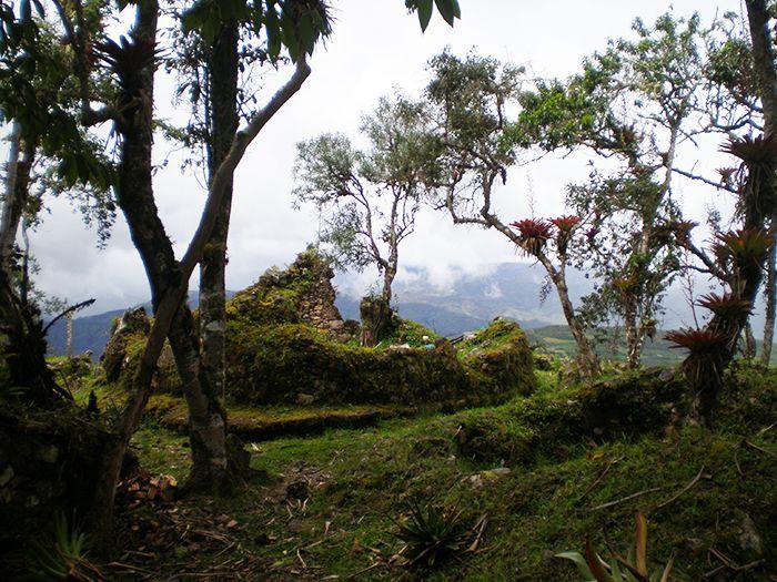 Kuealp Chachapoyas Peru
