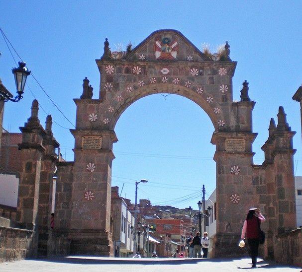 Perú Sudamérica Mochilera Viajar