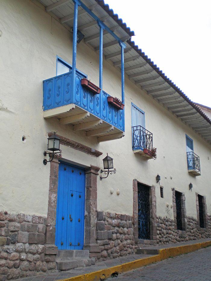 Sudamérica Peru machinera