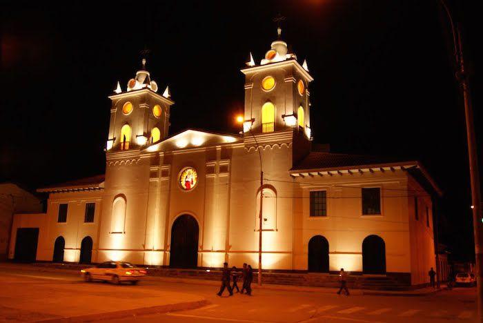 Peru Chachapoyas Sudamérica