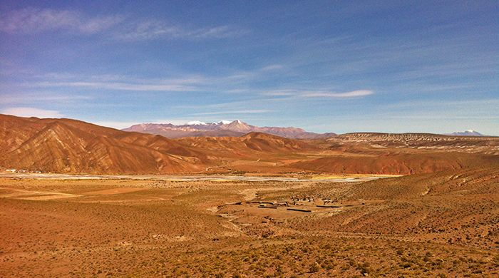 Los paisajes que verás en el tour al salar