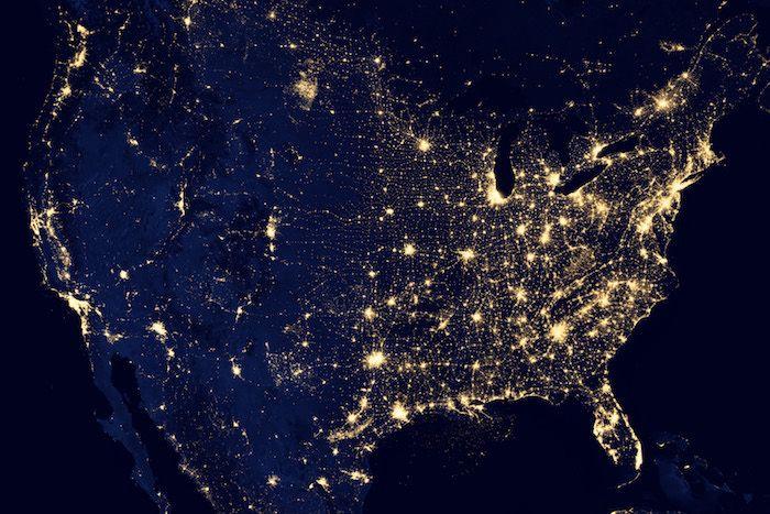 USA-de-noche