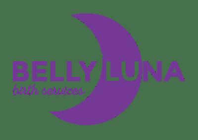 Belly Luna Logo and Branding