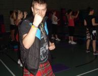 Altitude SQW Edinburgh 2012 - Body Combat 51 - Kilt