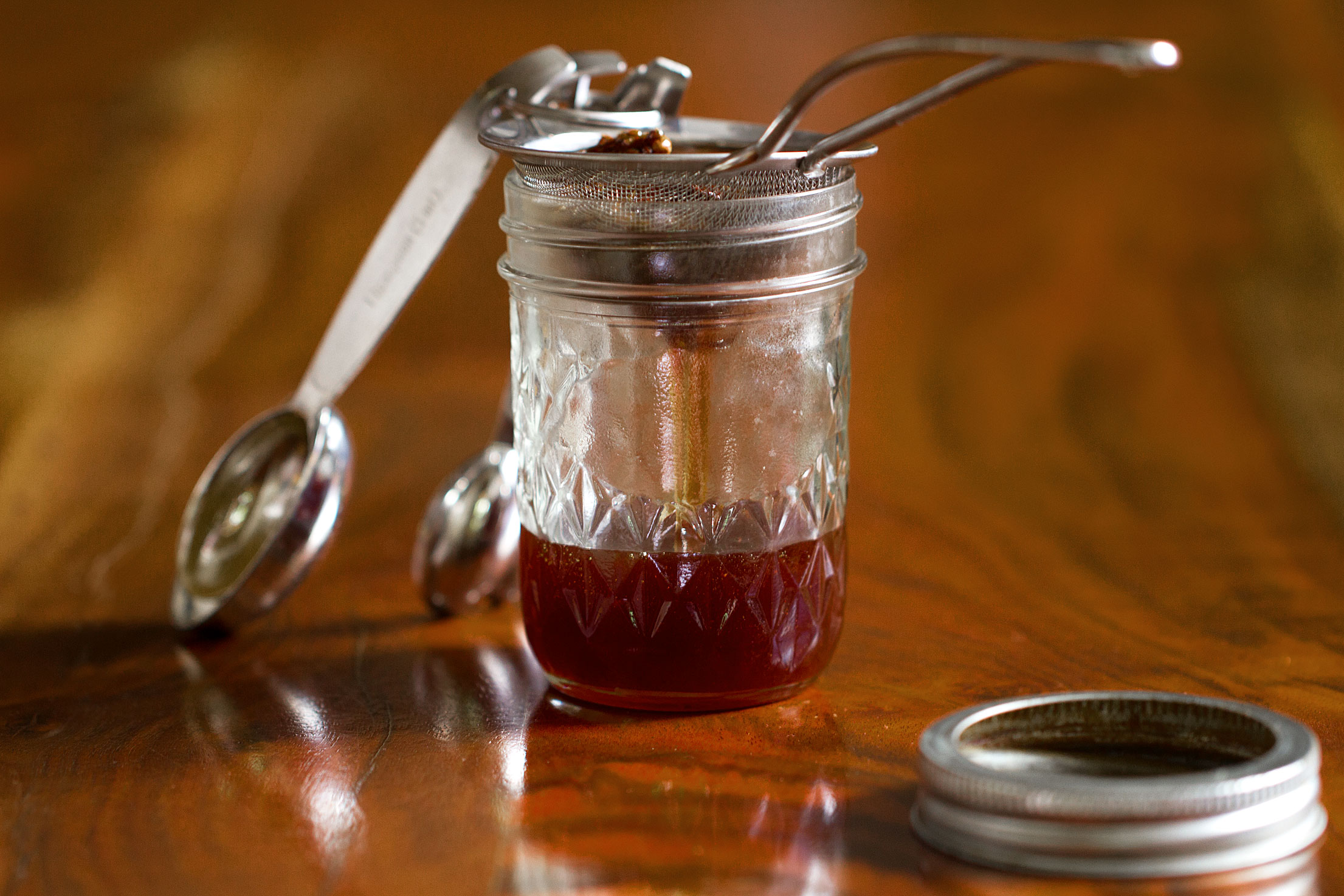 five spice syrup