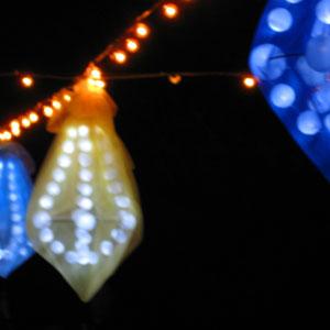 lanterns in palm springs