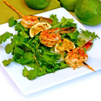 Creole BBQ Shrimp