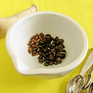 Coffee, Sichuan Peppercorn & Chocolate Pots de Creme are Mocha Magic ...