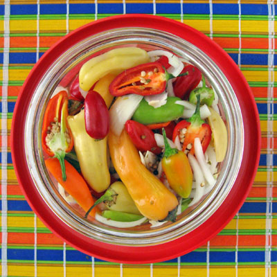 peck of pickled peppers