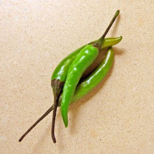 thai bird chilies