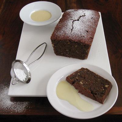 Chocolate Beet Pound Cake