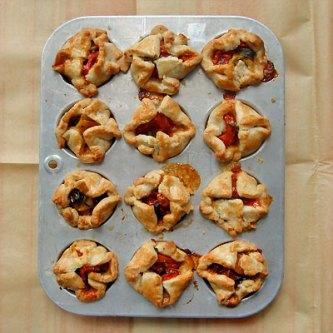 Mini Tomato Tarts