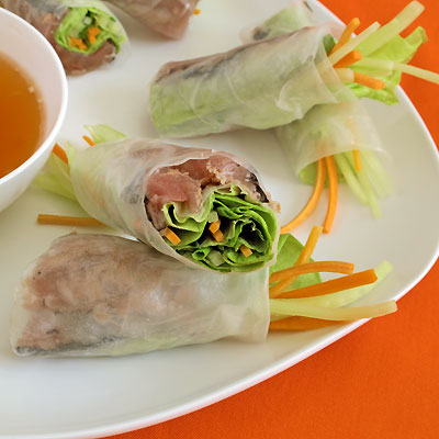 How To Make Tataki Tuna Into Vietnamese Summer Rolls That Are As Fresh ...