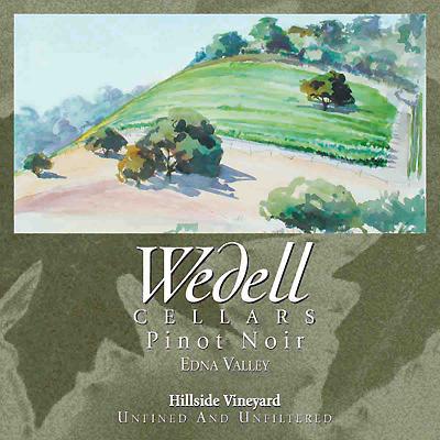 Wedell Cellars Pinot Noir