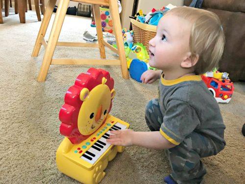 Medium Of Fisher Price Piano