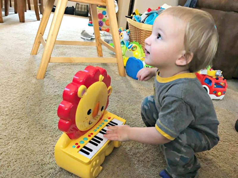 Large Of Fisher Price Piano