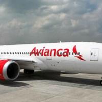 Avianca recibió su primer Boeing 787