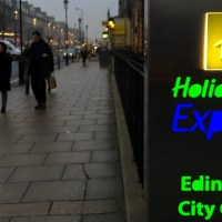 El Holiday Inn Express de Edimburgo