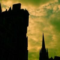 Harry Potter está impregnado en el aire de Edimburgo