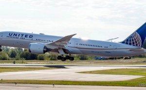Boeing 787-9 United