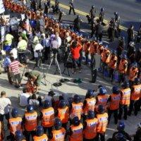 BASTA DE GALLETITAS FEAS: Los pasajeros nos declaramos en estado de alerta y movilización