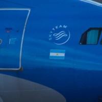 Aerolíneas Argentinas ahora permite acreditar millas Skyteam por mail