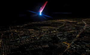 D-foto-noche-avion-ciudad