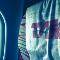 Volando a Río de Janeiro con TAM
