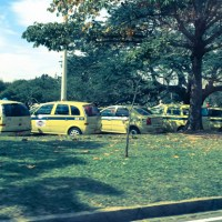 Usando EASY TAXI en Río de Janeiro