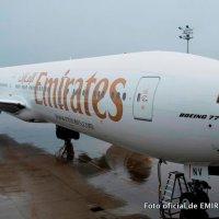 Emirates manda avión más grande desde septiembre