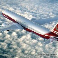 Boeing terminó el diseño del nuevo 777