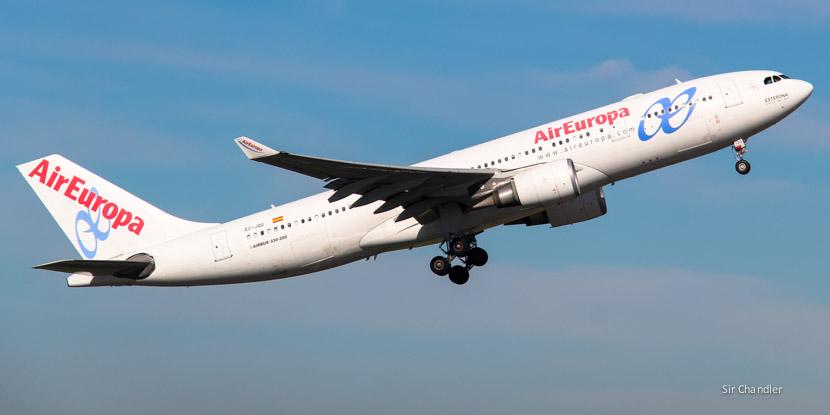 Es oficial Air Europa volará a Córdoba, acá los días y horarios