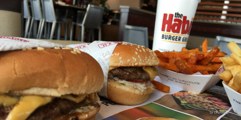 Las supuestas mejores hamburguesas norteamericanas: The habit