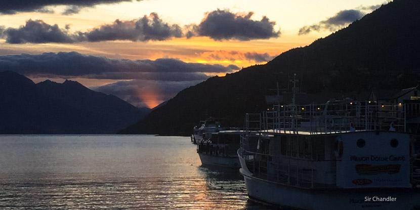 Queenstown, la Bariloche loca de Nueva Zelanda