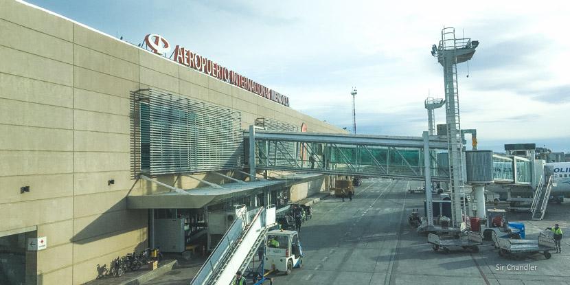 Última semana del aeropuerto de Mendoza funcionando