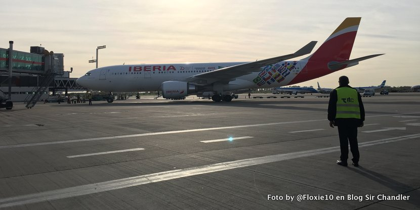 Iberia comienza a mechar el Airbus 330 a Buenos Aires