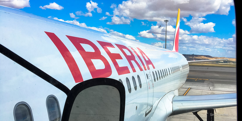 Veloz acreditación de Iberia en LATAM PASS