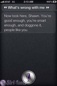 What's Wrong With Me? Funny Siri Sayings