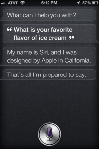What Is Your Favorite Flavor of Ice Cream? - Shit Siri Says
