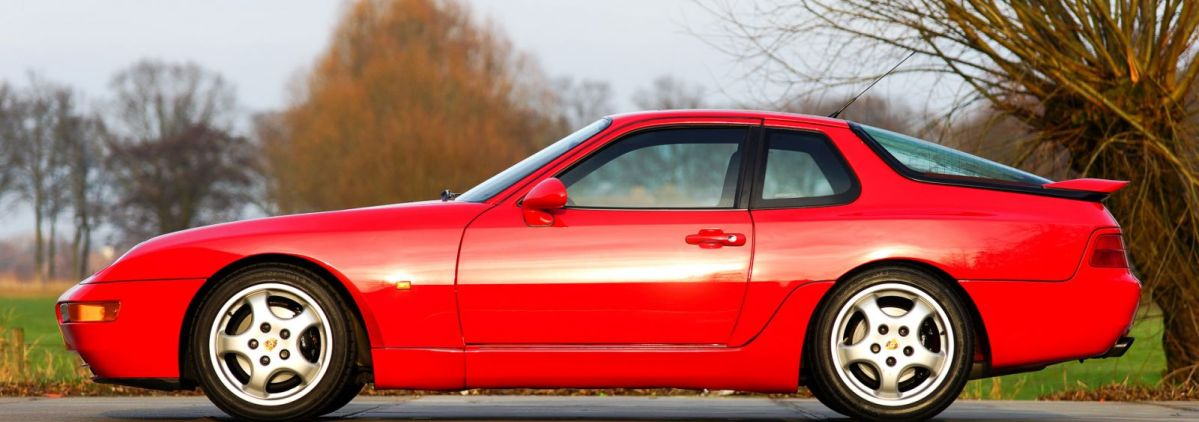 Dagens Bil : Porsche 968