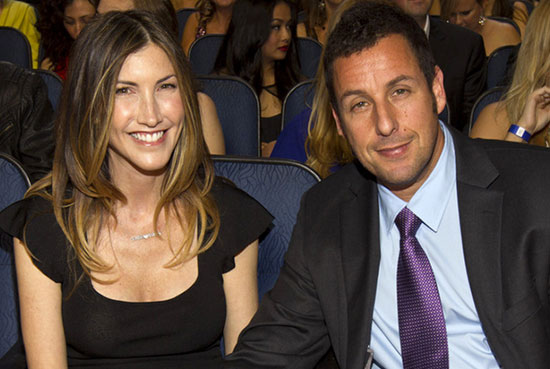 Adam Sandler e Jacqueline Samantha Titone
