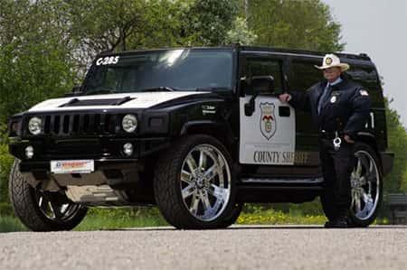 Top 10 melhores viaturas policiais do mundo