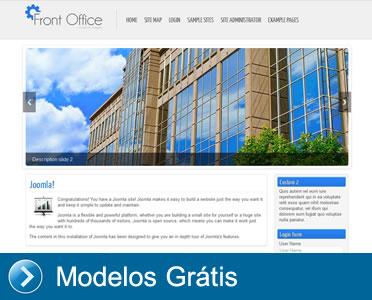 Modelos Grátis de Site
