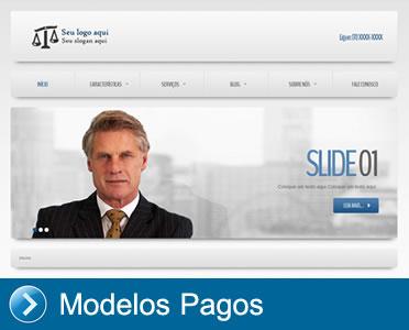 Modelos Pagos de Site