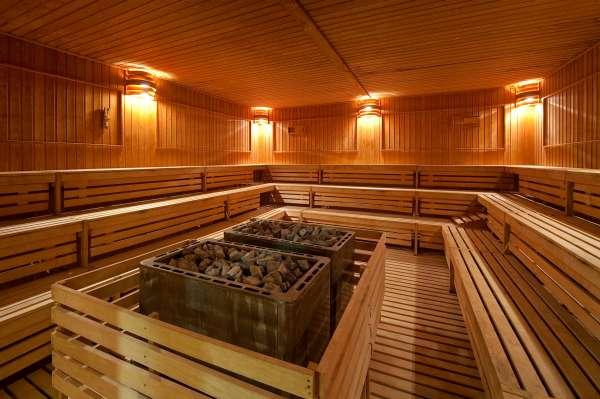 Ba o turco o sauna seca - Tipos de saunas ...