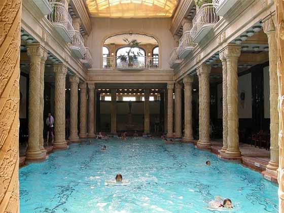 5 mejores balnearios de andaluc a espa a para rom nticos - Mejor spa sevilla ...