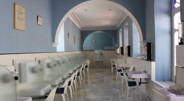Balneario de tolox un extraordinario balneario en m laga for Sala hollywood malaga