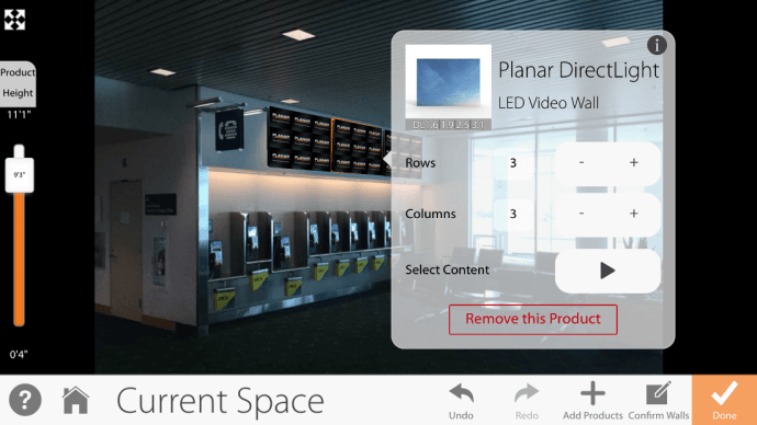 PlanarView Video Wall Design
