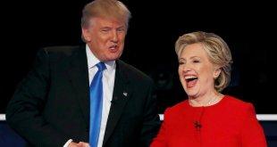 Meksika Pesosu Hillary Clinton'ın, Seçimin İlk Karşılaşmasını Kazandığını Söylüyor